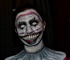 horror halloween costumes twisty the clown make up pinterest clown makeup and costume