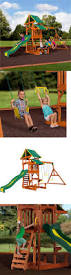 swings slides and gyms 16515 kids house backyard discovery tucson