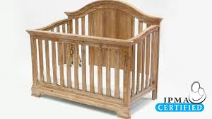 dorel living baby relax macy 4 in 1 convertible crib natural rustic