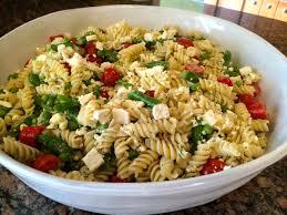 pasta salad with mayo lemon asparagus pasta salad taste by taste