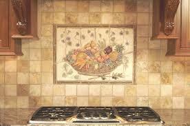Kitchen Backsplash Tile Murals 14 Stunning Ceramic Tile Murals For Kitchen Backsplash Photo