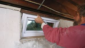 Basement Window Dryer Vent by Replacing A Basement Window Fine Homebuilding