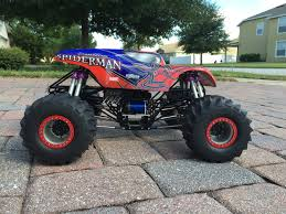 rc monster trucks grave digger new monster trucks from traxxas