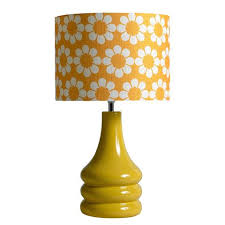 Yellow Table Lamp Wooden And Ceramic Table Lamp Bases U2013 Hunkydory Home