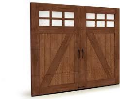 Houston Overhead Garage Door Company by Faux Wood Carriage House Garage Doors Houston Northside