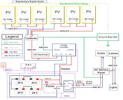solar panels wiring diagram carlplant