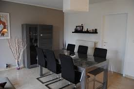papier peint pour salon salle a manger idee deco salle a manger moderne 2017 avec deco salon gris noir