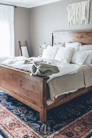 best 25 wooden beds ideas on pinterest rustic wood headboard