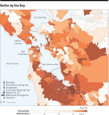 San Francisco Zip Code Map by Figure2 Where Is Silicon Valley Science