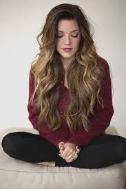 25 wavy hairstyles for long hair hairstyles u0026 haircuts 2016 2017