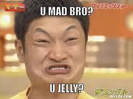 You Jelly Bro Meme - kolos