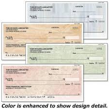 personal checks check ordering current catalog