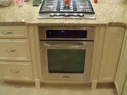 kitchen island with oven kitchen island with stove and sink drop in ovens cooktops