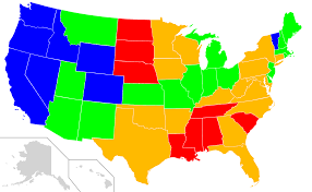 Images Of The Usa Map by File Map Of Usa No Religion Svg Wikimedia Commons
