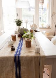 image farmhouse table runner u2014 farmhouse design and furniture