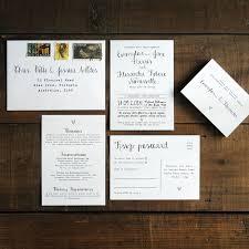 Calligraphy Wedding Invitations Calligraphy Wedding Invitation Feel Good Wedding Invitations