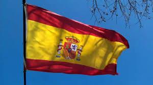 Flags In Spanish Spanish Flag Waving Youtube