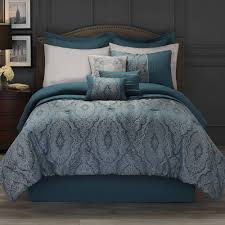 hotel style 11 piece bedding comforter set collection walmart com