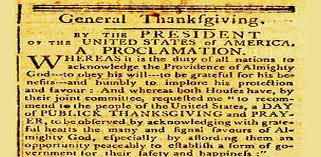thanksgiving and the american civil war recollections
