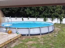 Intex 14 X 42 Landscaping Around Base Of Intex Ultra Frame Pools Page 5