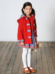 paddington clothes paddington woollen coat 2y 12y by oobi