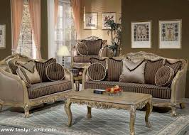 Latest Drawing Room Sofa Designs - traditional living room ideas with black furniture carameloffers