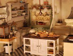 kitchen dollhouse furniture cat in miniature kitchen mini inspiration kitchens