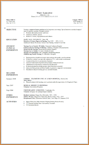 100 lpn cover letter 6 internship cover letters examples
