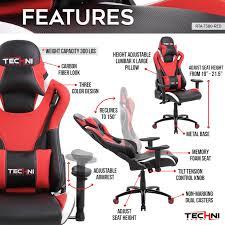 techni sport ergonomic high back gaming desk chair salemom rakuten techni sport home office racing style pc gaming