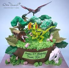 dinosaur cakes dinosaur themed cakes to get in singapore your kid s obsessed we