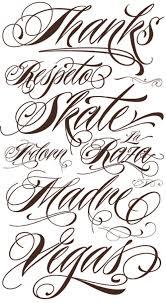 tattoo lettering fonts script tattoos pinterest tattoo