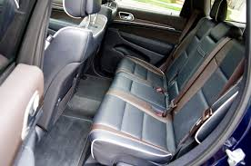jeep grand cherokee interior 2013 front seats in 2015 jeep grand cherokee with indigo blue interior