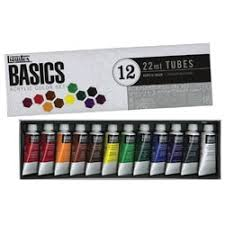 acrylic paints united art u0026 education