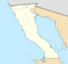 Map Of Baja Mexico by File Mexico Baja California Location Map Urban Areas Svg