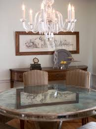 Accessories For Dining Room Table Spectacular Mirror Furniture Designs Hgtv