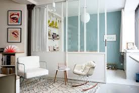 attractive separation vitree cuisine salon 5 50 verri232res