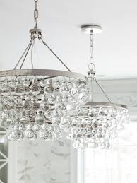 Robert Bling Chandelier Robert Bling Chandelier Installation Home