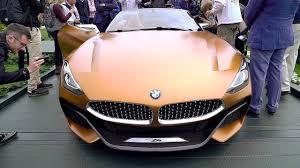 car bmw 2018 bmw z4 2018 luxury roadster sportier u0026 more aggressive youtube