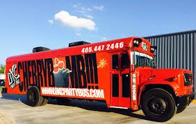 okc monster truck show the fleet okc party bus