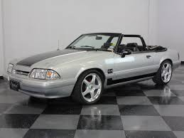 1993 mustang lx silver 1993 ford mustang lx for sale mcg marketplace
