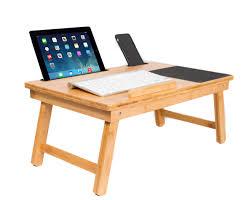 sofia sam multi tasking laptop bed tray lap desk supports