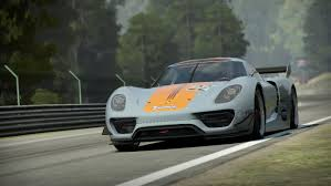 porsche 918 rsr concept need for speed shift 2 unleashed cars nfscars
