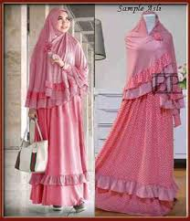 Baju Muslim Ukuran Besar baju muslim syari thalia jumbo y1021 gamis jumbo