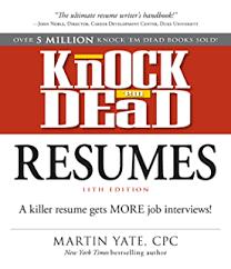 Killer Resume Template Amazon Com Knock U0026 039 Em Dead Resume Templates Plus 110 Resume