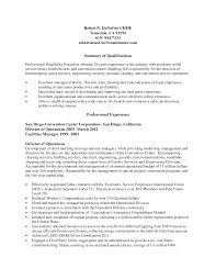 Sample Resume Objectives For Housekeeping example resume of housekeeping in hotel templates
