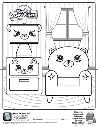 shopkins coloring pages videos here is the happy meal shopkins happy places coloring page click