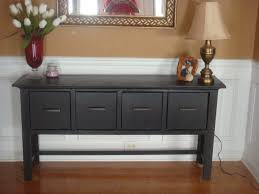 Pottery Barn Inspired Diy Dresser Console Tables Pottery Barn Inspired Building Console Table