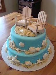 Beach Theme Centerpiece Ideas by Beach Wedding Cake Cup Cake Wedding Shower For A Bride Having A