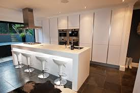 kitchen island contemporary contemporary white kitchen