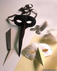 feather masks feather masks martha stewart